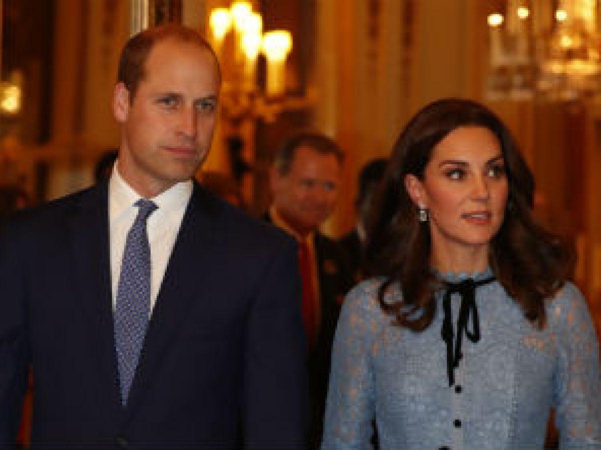Kate Middleton reaparece por primera vez desde que se anunció su tercer embarazo