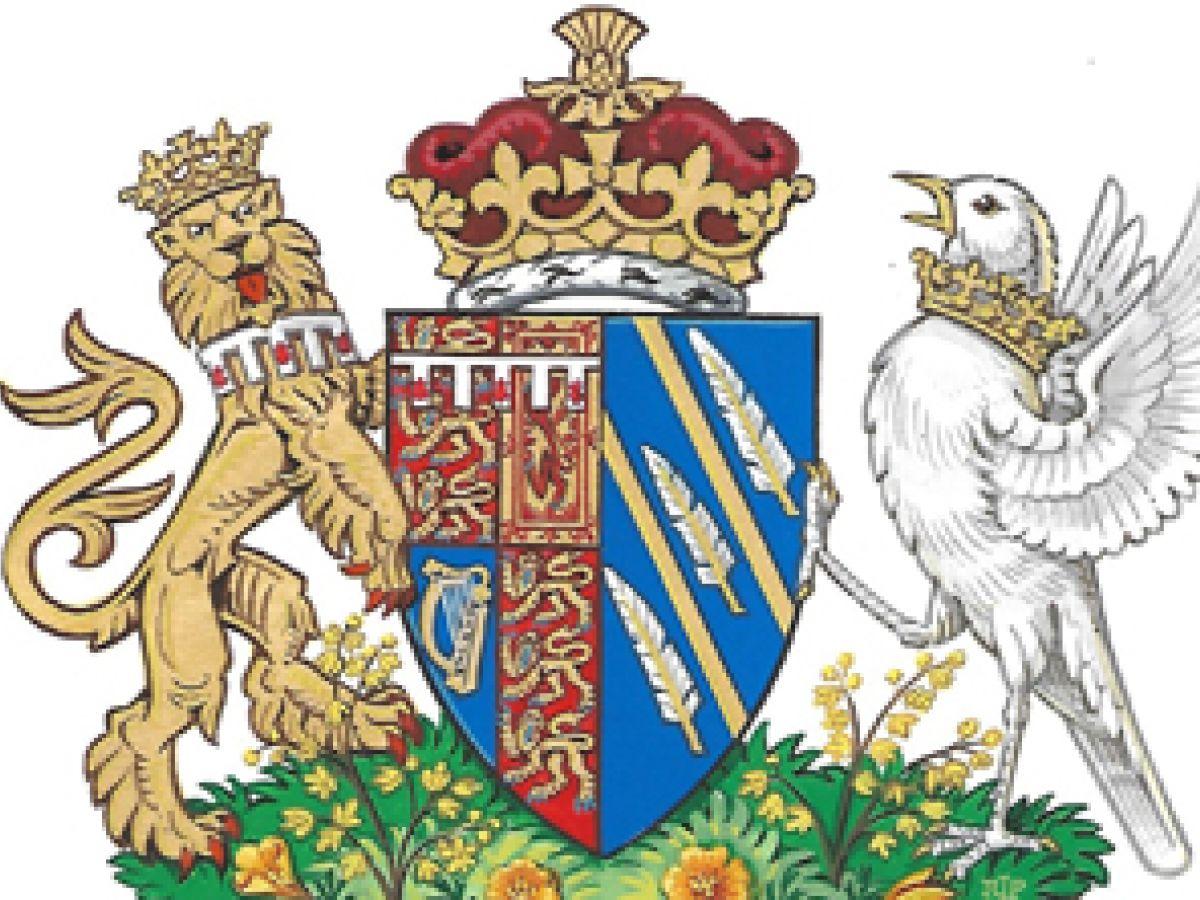Meghan Markle elige un escudo de armas con reminiscencias a California