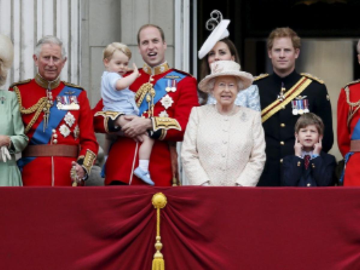 Siete palabras que la familia real nunca puede decir
