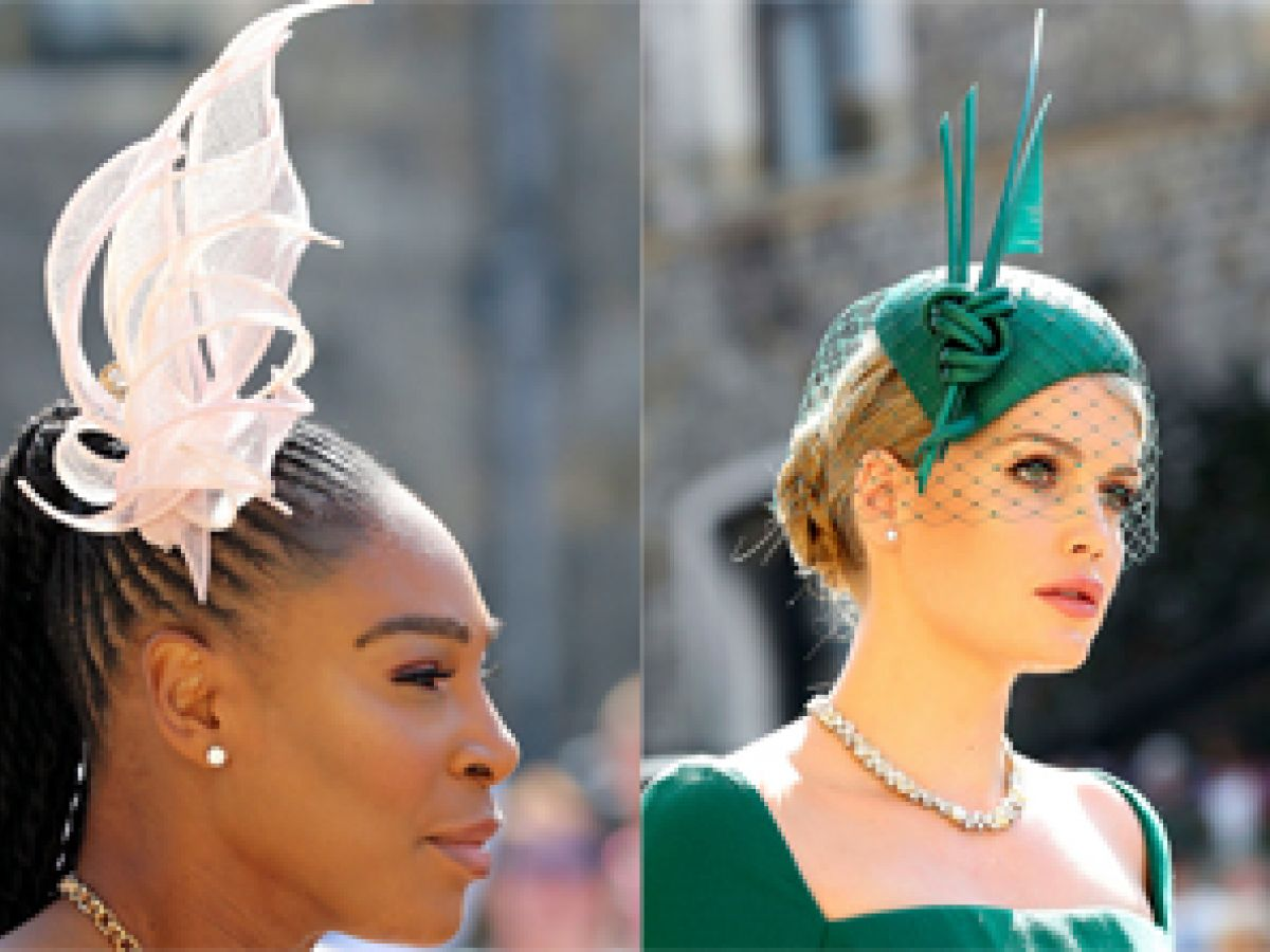 Los fascinators, la moda que no abandona las bodas reales