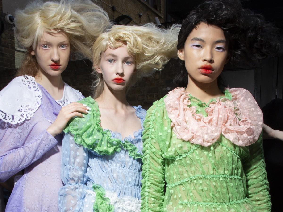 La ropa con un toque nostálgico está de moda