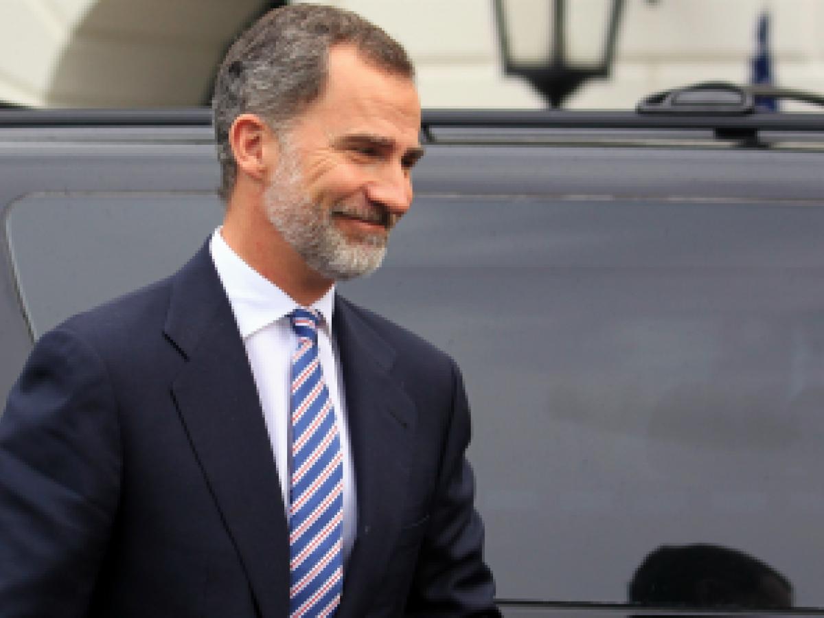 Felipe VI preside los Premios Princesa de Giro