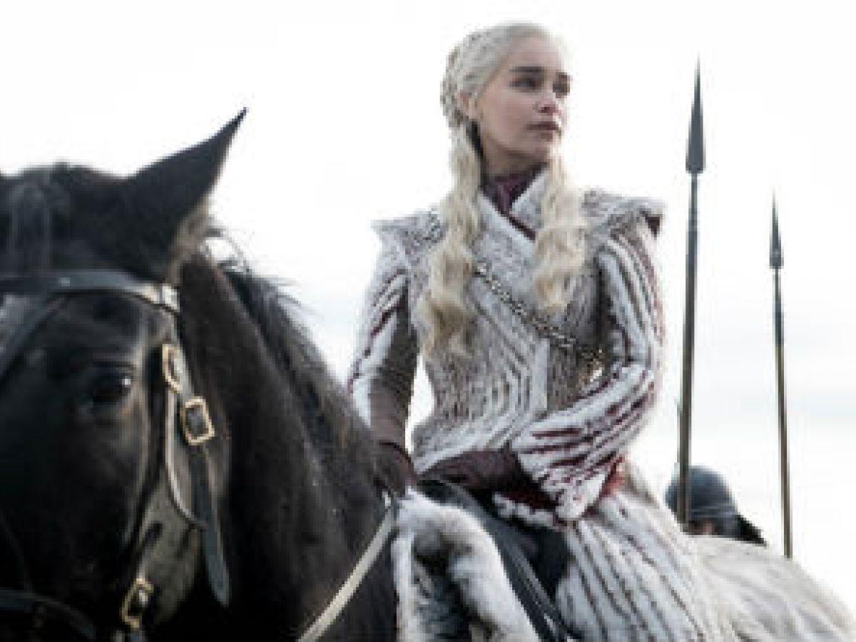 """La ficción inspiradora de """"Game of Thrones"""""""