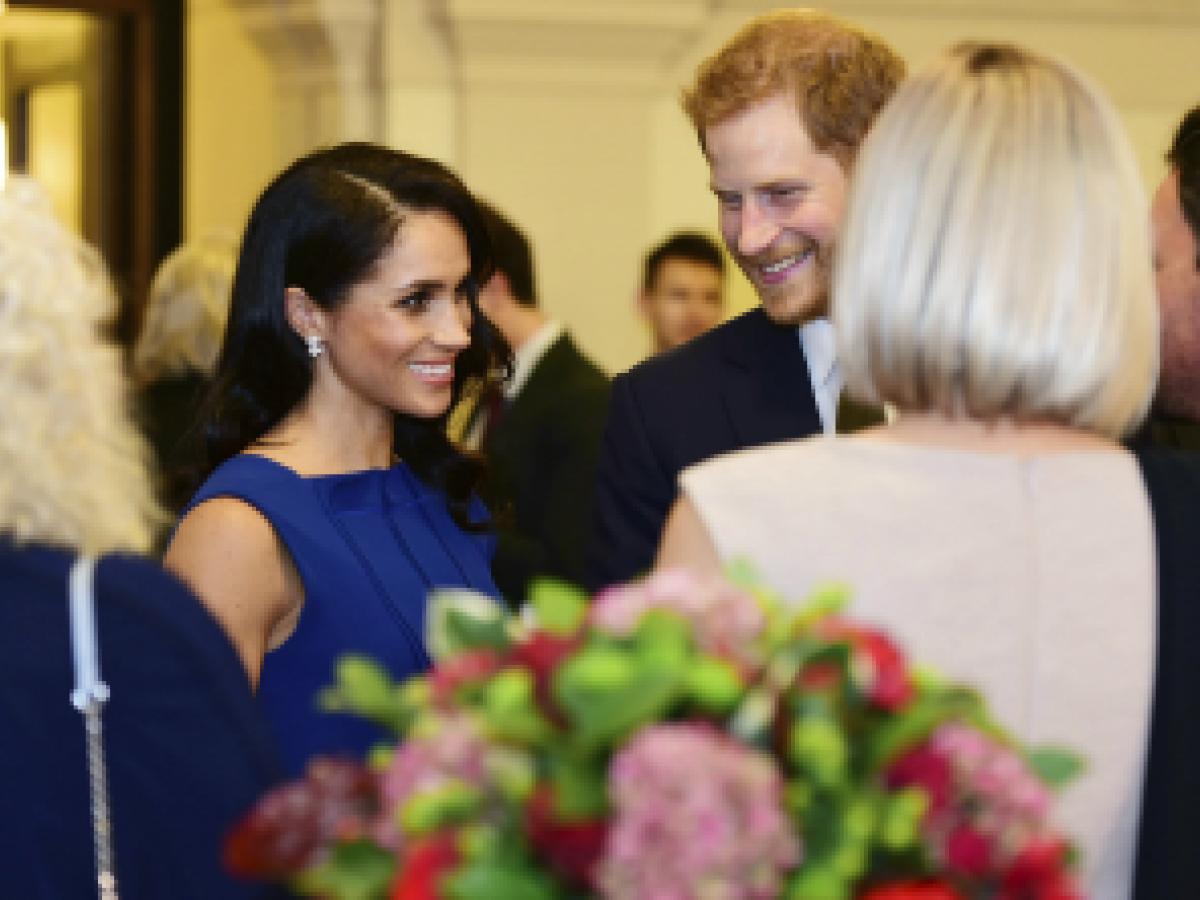 El príncipe Harry y Meghan visitarán Australia, Fiji, Tonga y Nueva Zelanda