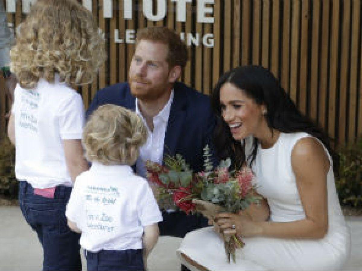 4 datos curiosos sobre el bebé del príncipe Harry y Meghan Markle