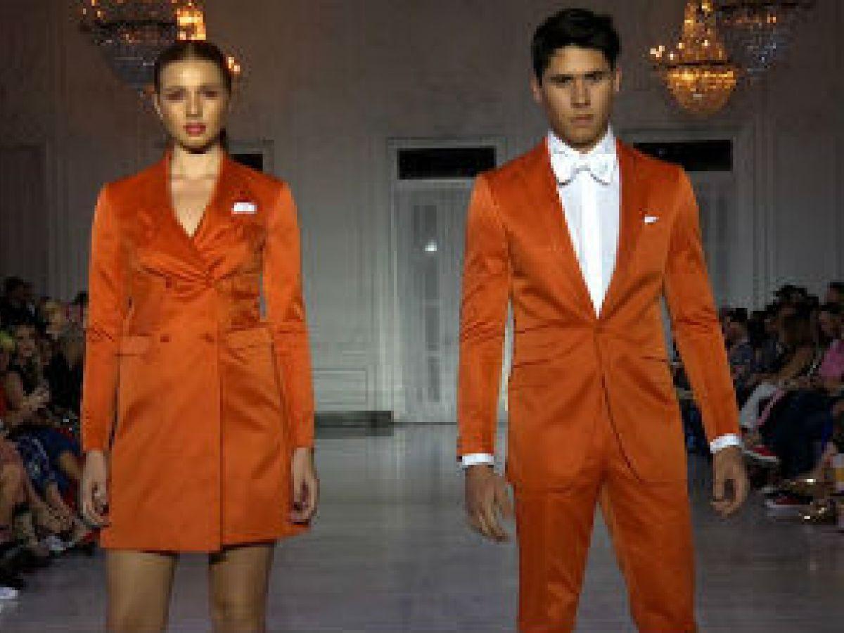 Color y modernismo en el octavo día de San Juan Moda
