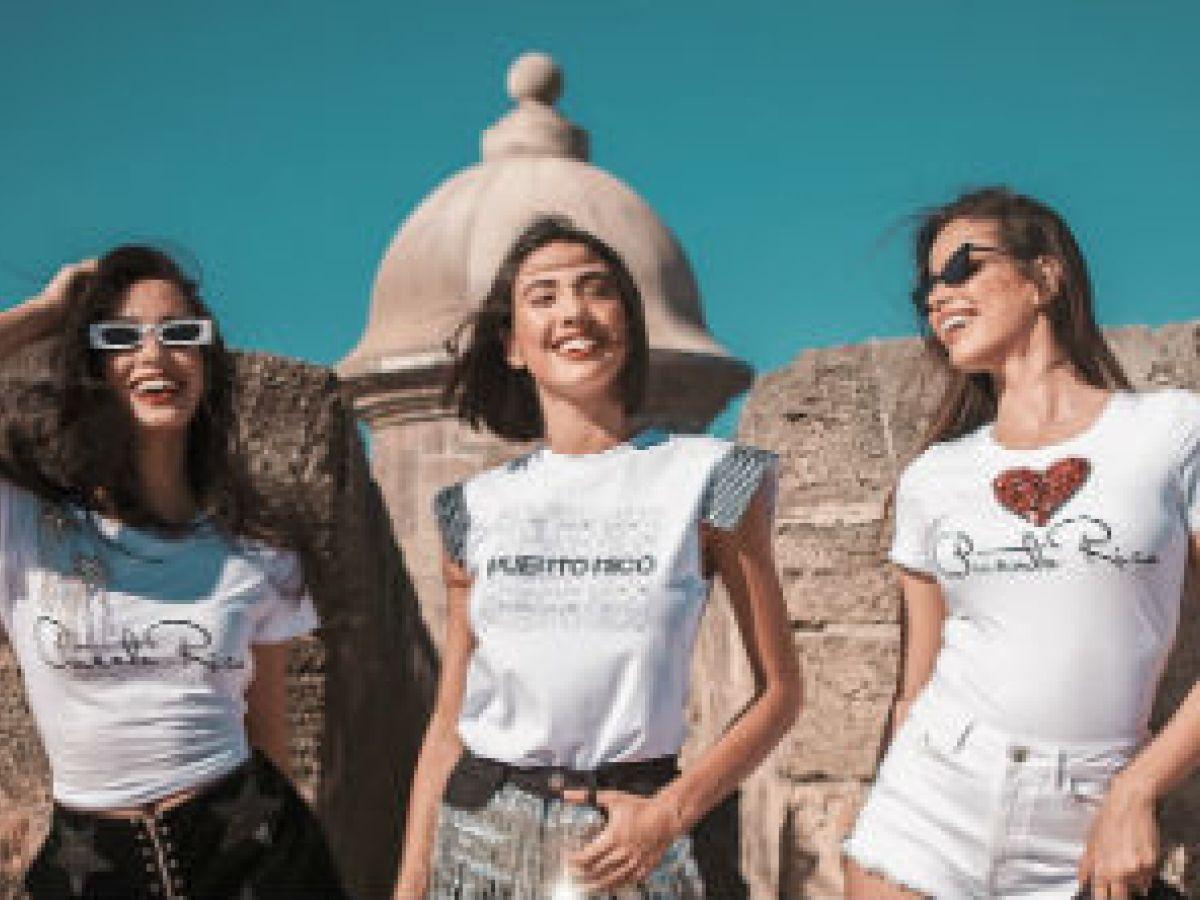 Nathalie Kriado lanza colección de camisetas en honor a Puerto Rico
