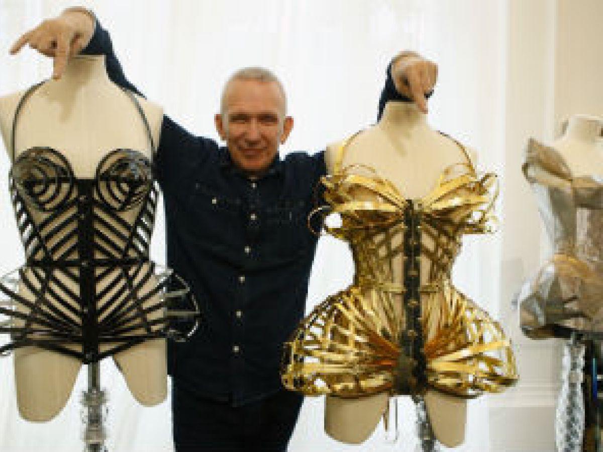 Jean Paul Gaultier llevará su vida al teatro