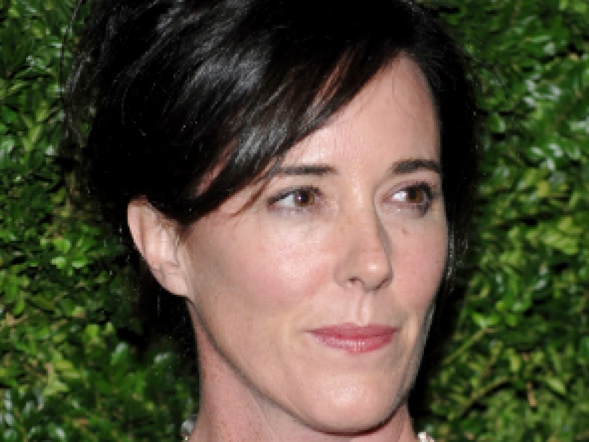 Kate Spade Foundation donará $1 millón para la prevención del suicidio