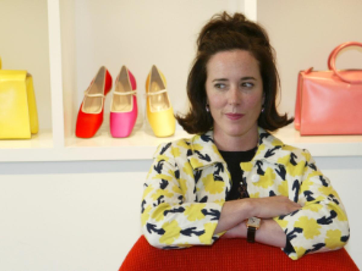 """Esposo de Kate Spade declara que la diseñadora """"sufrió depresión y ansiedad"""""""