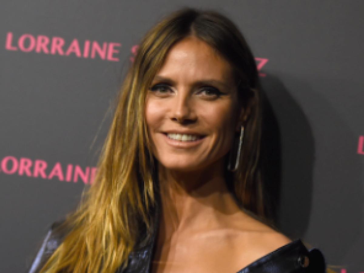 Heidi Klum exhibe su nueva relación con músico