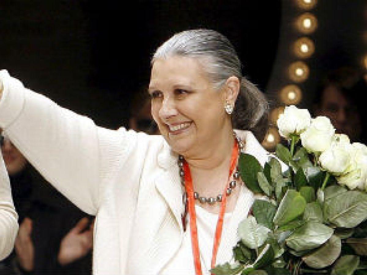 La diseñadora italiana Laura Biagiotti muere a los 73 años