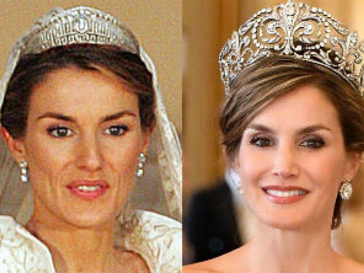 La evolución del estilo de la reina Letizia