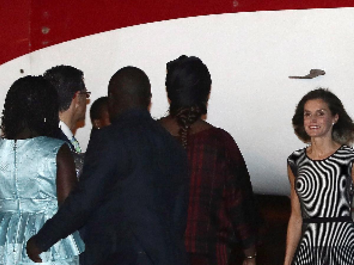 Reina Letizia llega a Senegal para conocer proyectos de cooperación