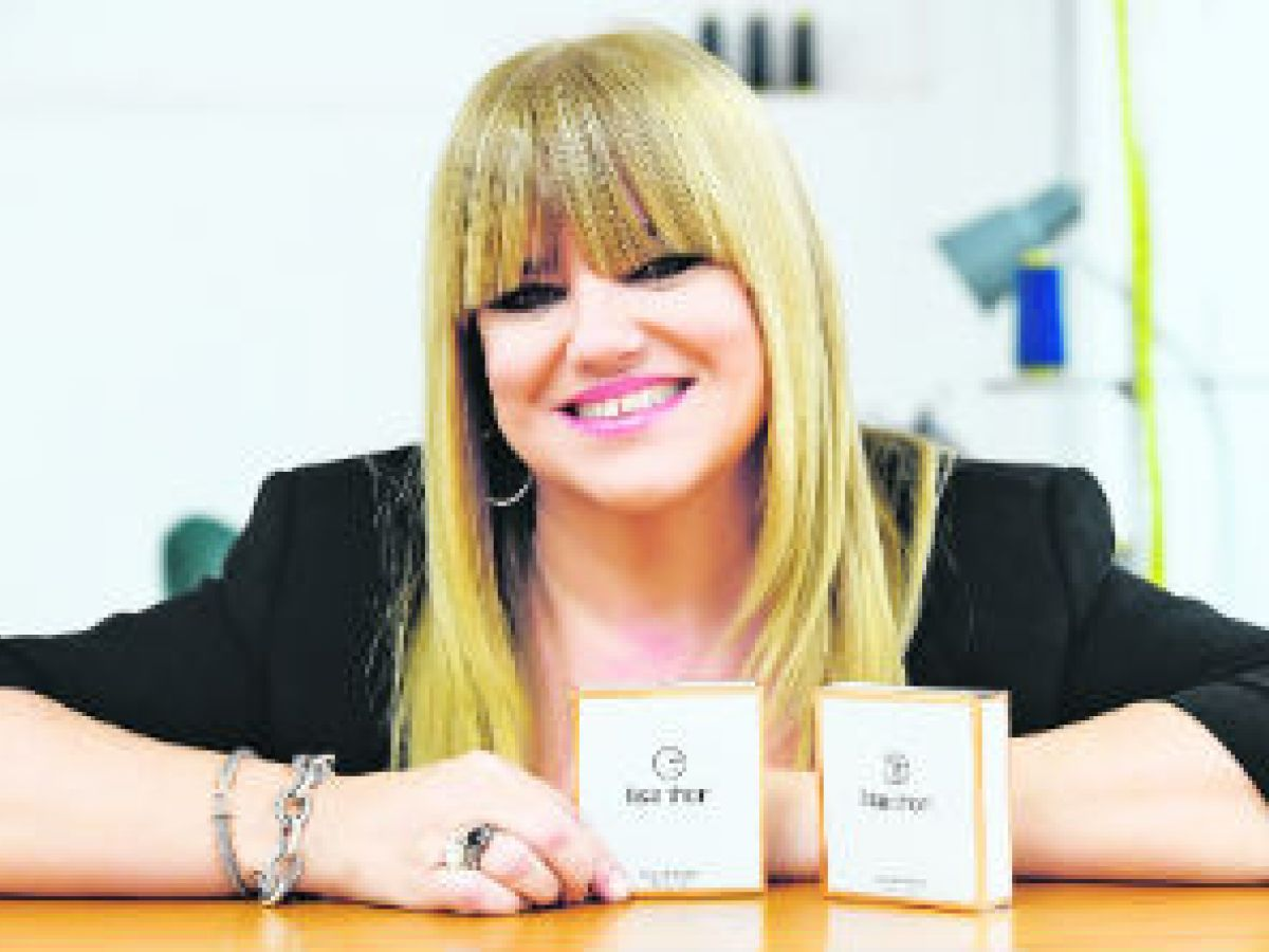 Lisa Thon incursiona en el mundo de las fragancias