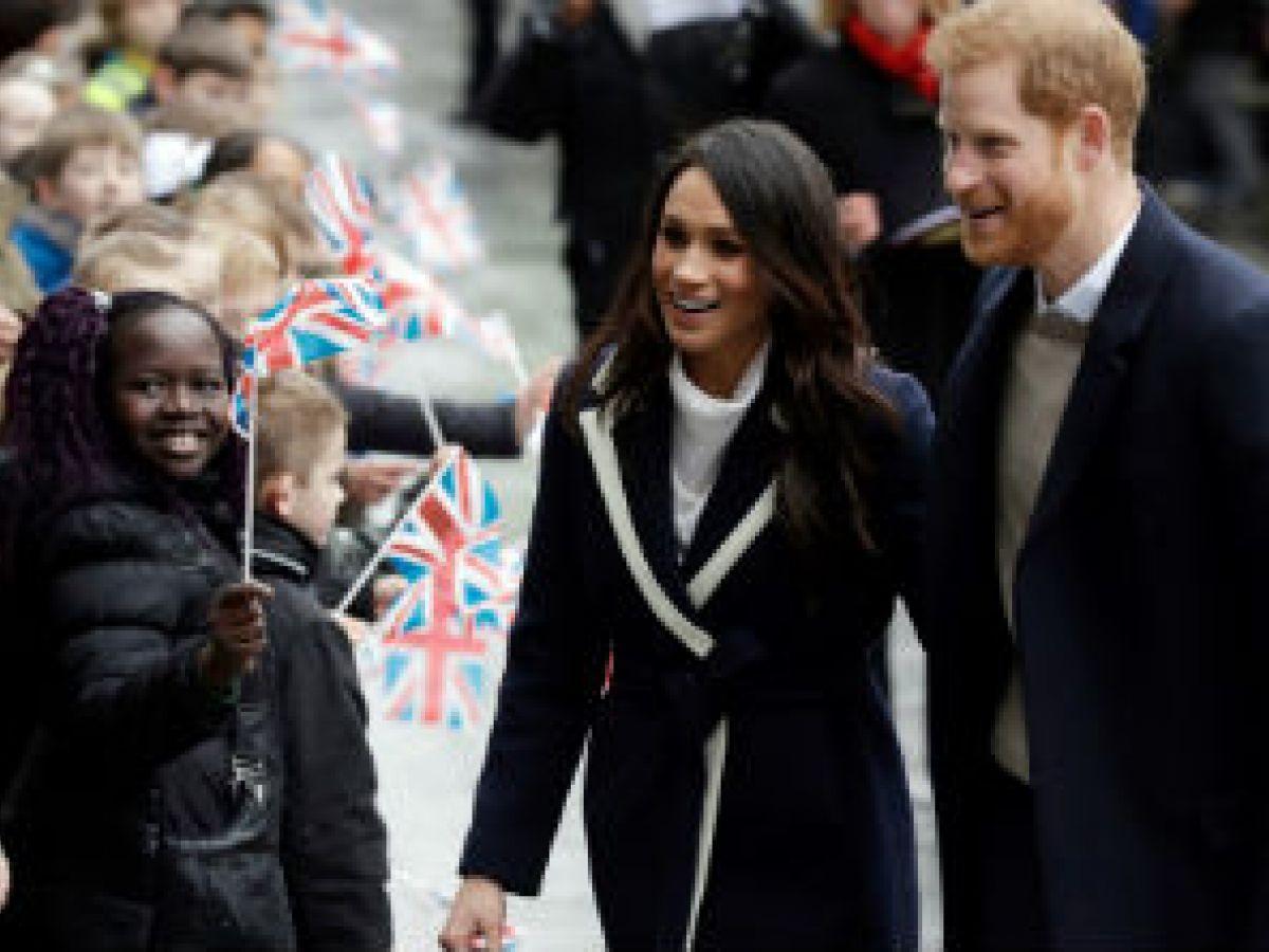El príncipe Harry y Meghan Markle ya tienen su moneda conmemorativa