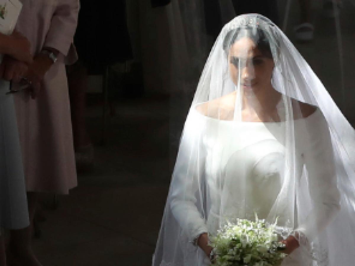 Meghan lloró al saber que su padre no iría a su boda