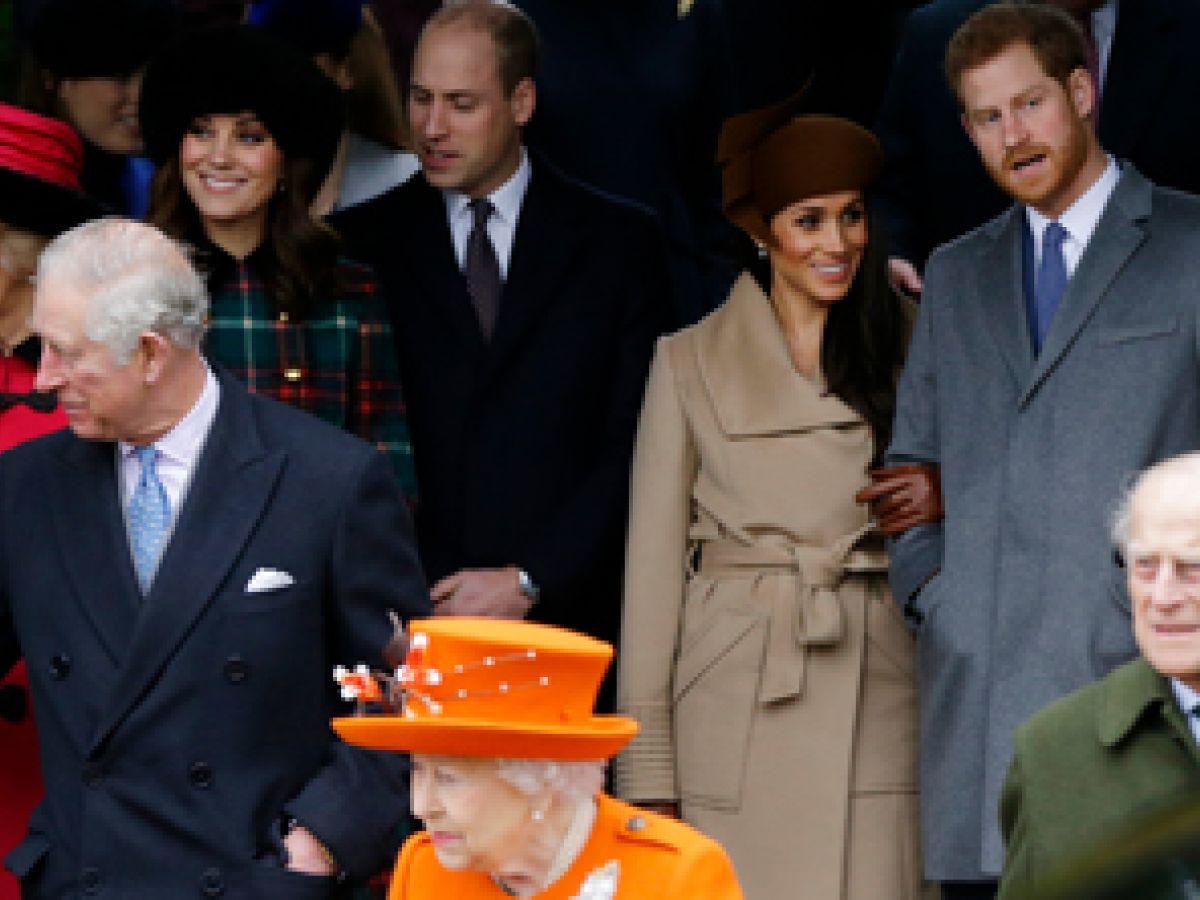 El príncipe Charles llevará a Meghan Markle al altar en la boda con Harry