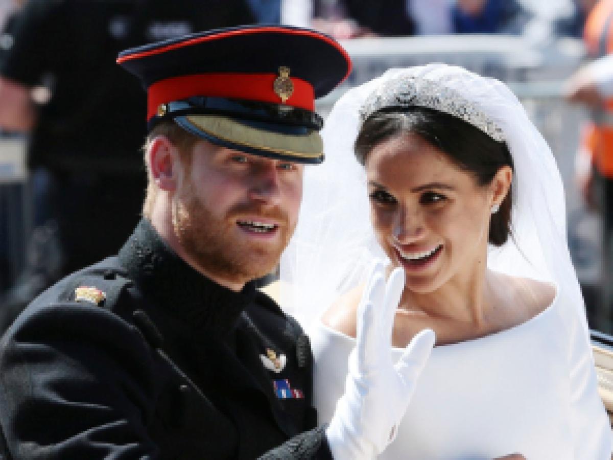El príncipe Harry y Meghan Markle devolverán $9.3 millones en regalos de boda