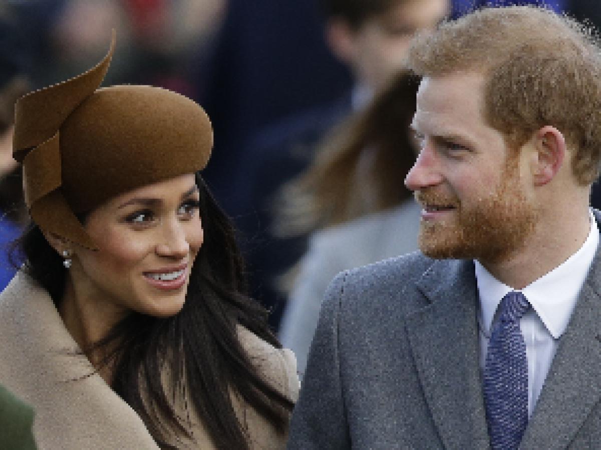 Comentarios del príncipe Harry  provocan molestia en la familia de Meghan Markle