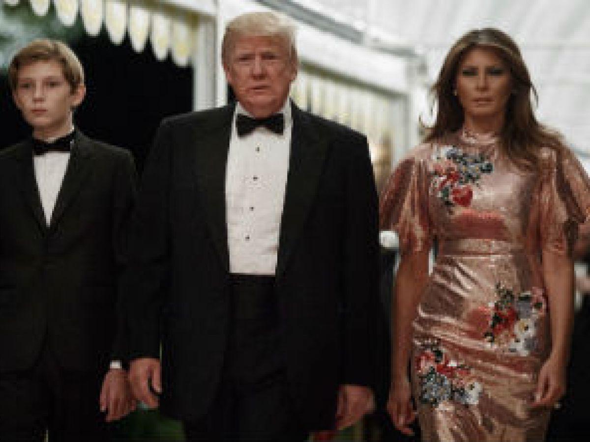 Se agota en las tiendas el vestido de Melania Trump