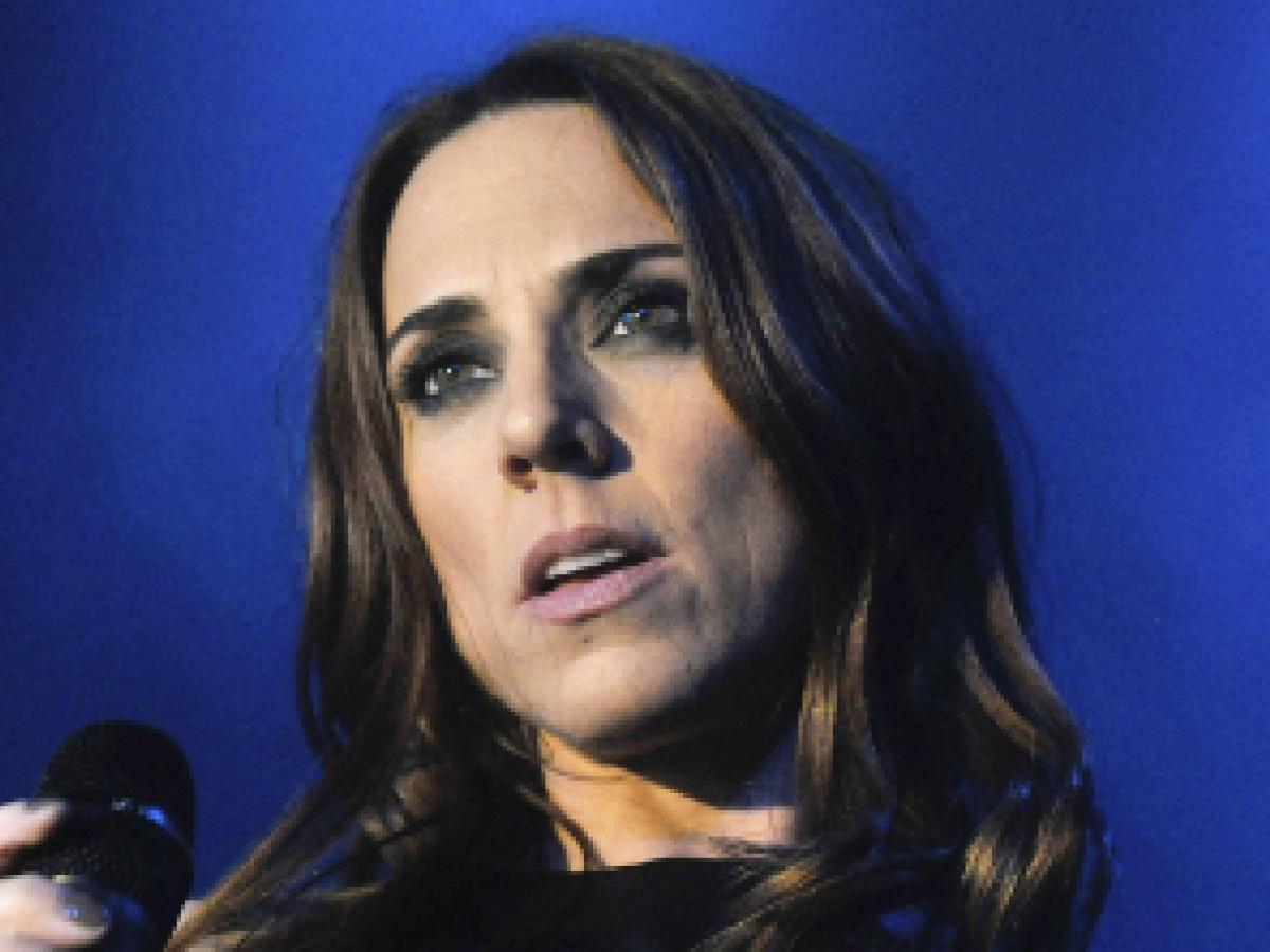 Mel C niega que la hayan invitado a la boda del príncipe Harry