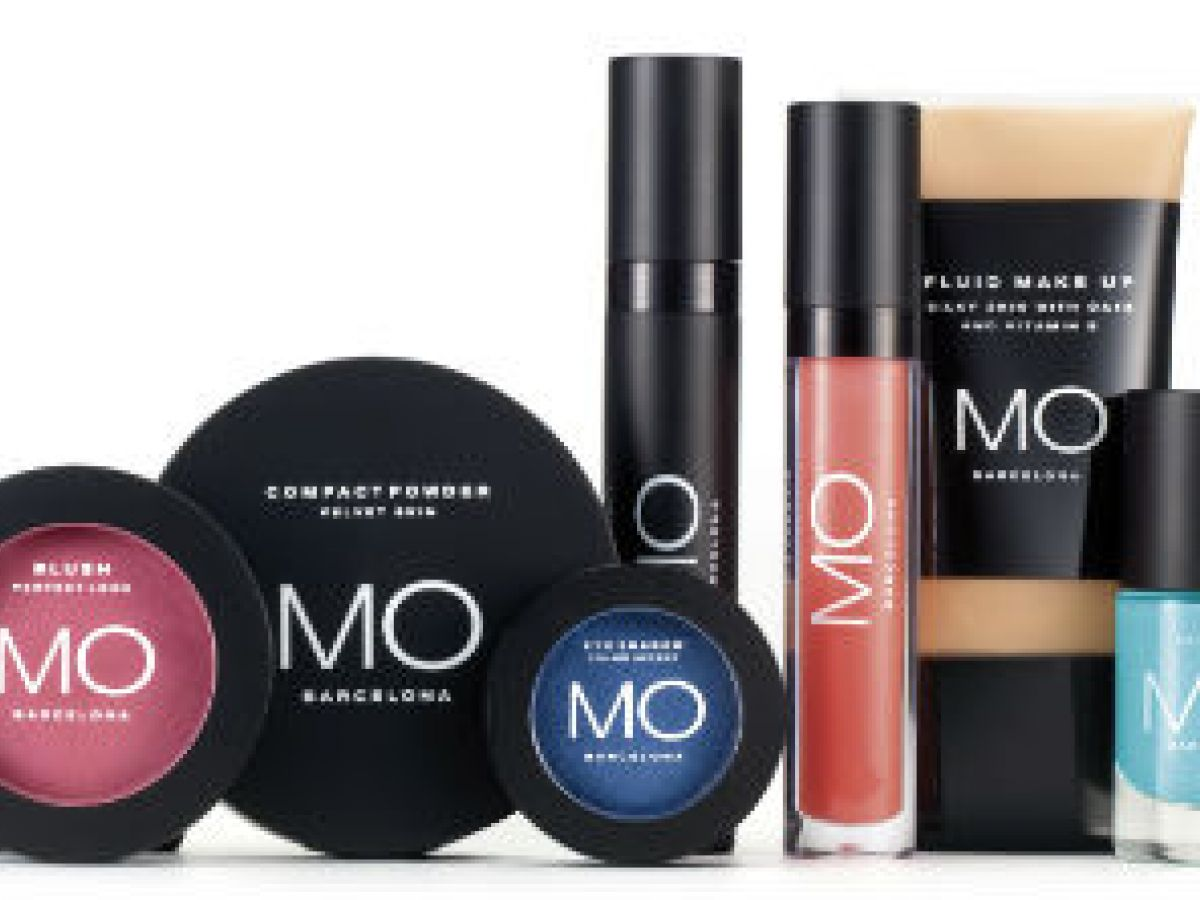 Una nueva marca de maquillaje llega al mercado local