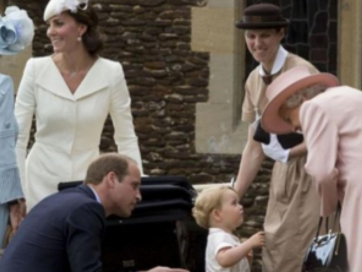 ¿Quién es la niñera de la Casa Real de Inglaterra?