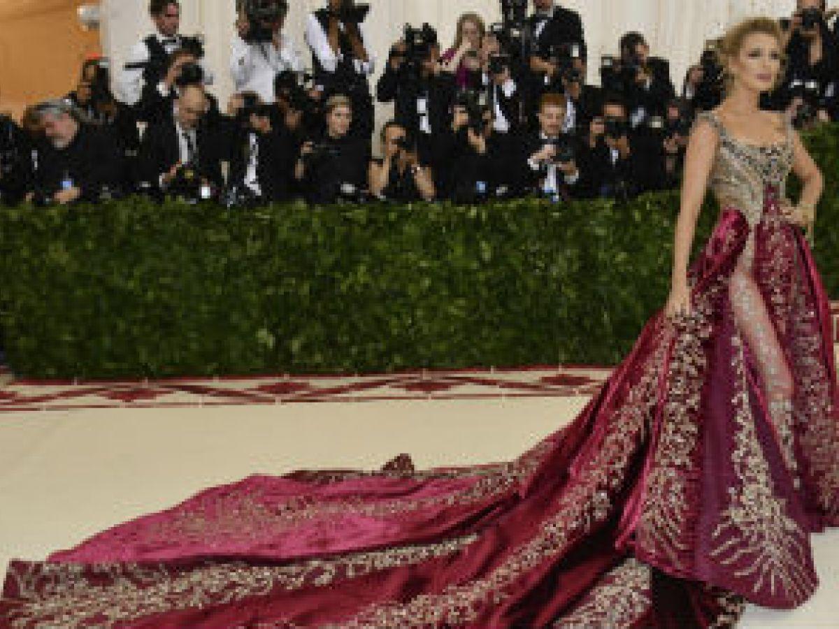 Estrellas del cine, la música y la moda se dan cita en la gala del Met