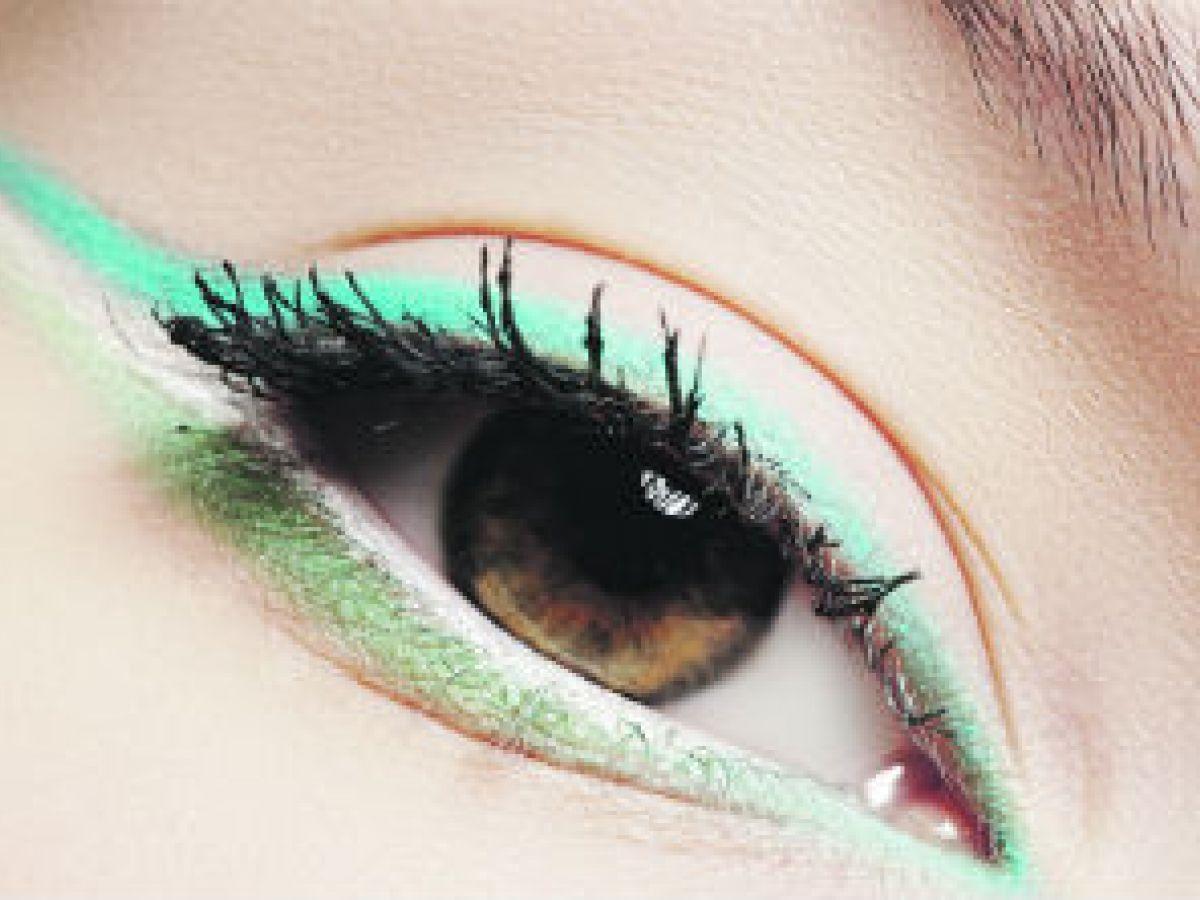 Ideas para darle color a tu mirada