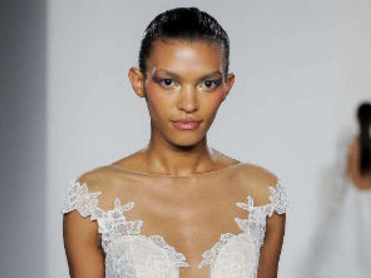 """Peluquero boricua comparte el """"look"""" que presentó en el New York Bridal Fashion Week"""