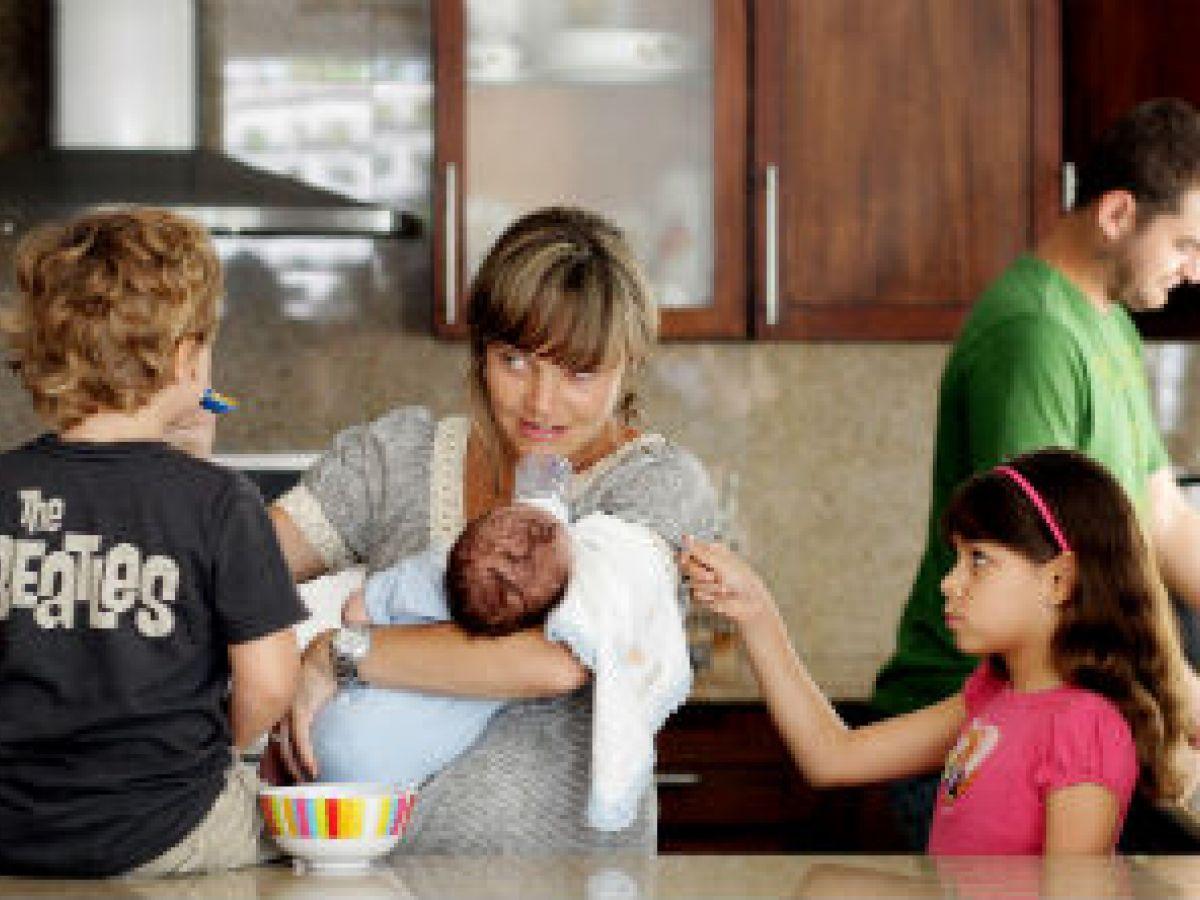 ¿Cómo balancear la maternidad o paternidad y la relación de pareja?