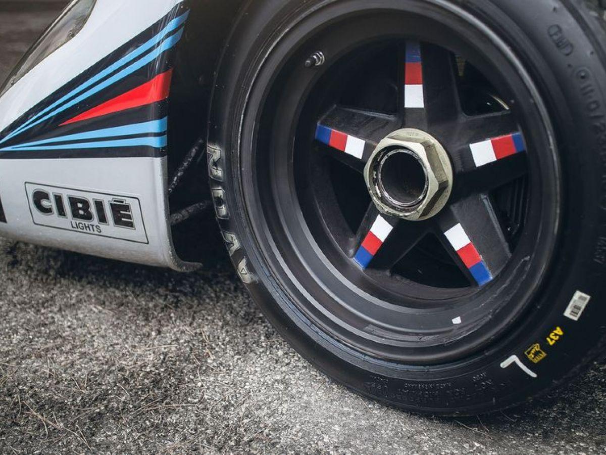 Recorriendo las calles de Mónaco en un legendario Porsche 917