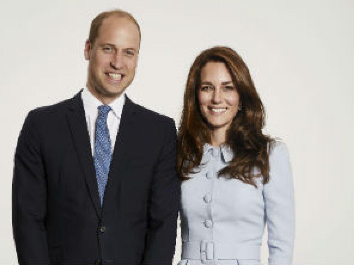 Saludo navideño desde Kensington Palace