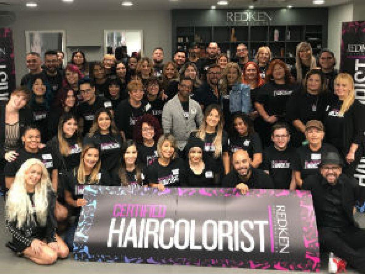 Nuevos expertos en aplicación de color en el cabello