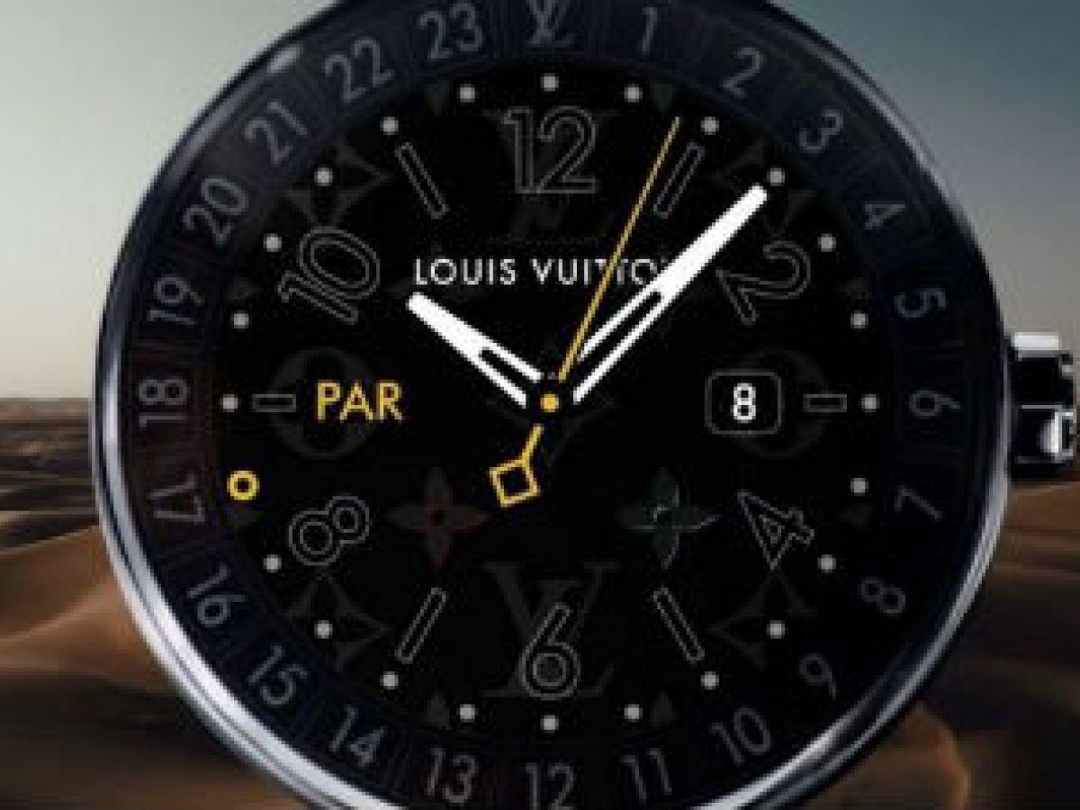 Google y Louis Vuitton se unen para lanzar un smartwatch