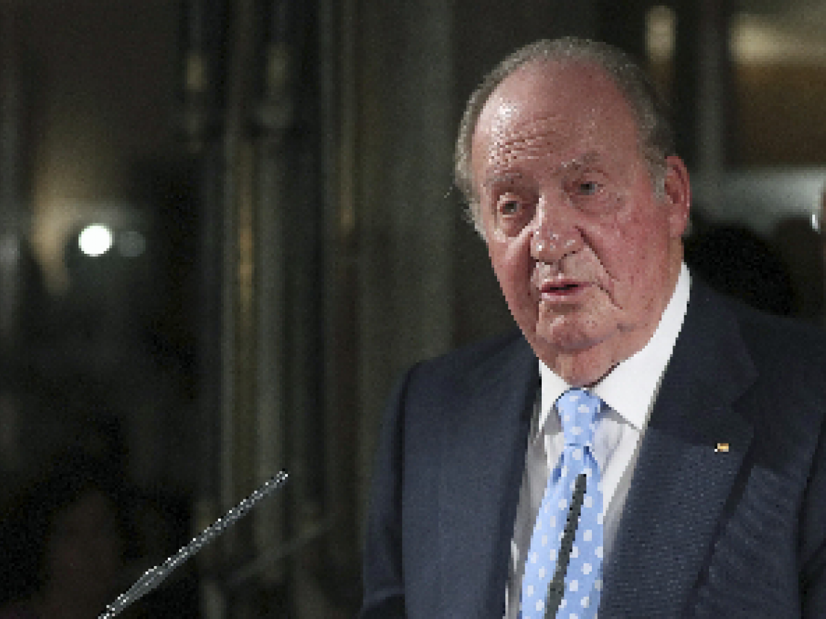 El rey Juan Carlos de España cumple 80 años