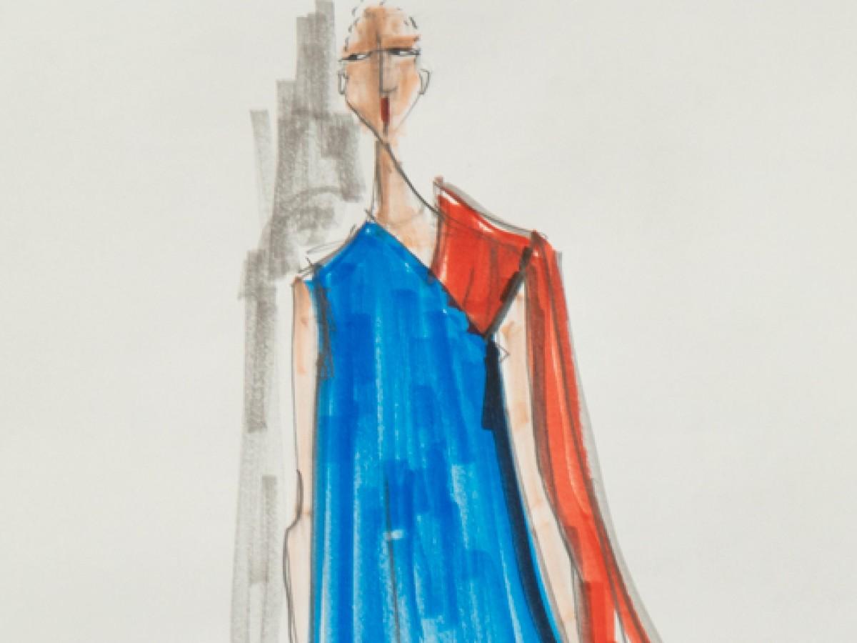 """Reinaldo Álvarez presenta su """"Mode de Paris""""en el evento benéfico de la Fundación Alas a la Mujer"""
