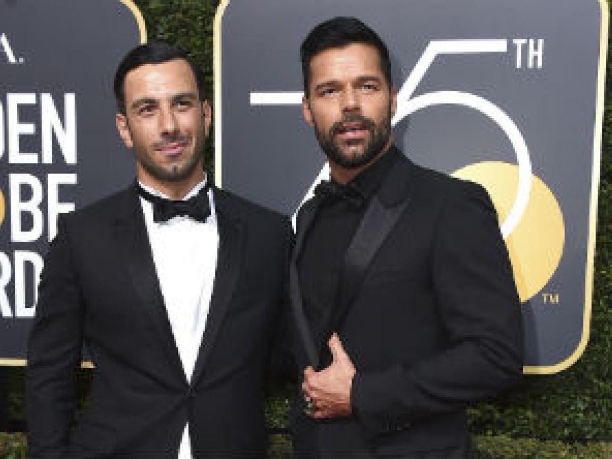 Ricky Martin abre las puertas de su hogar en Beverly Hills