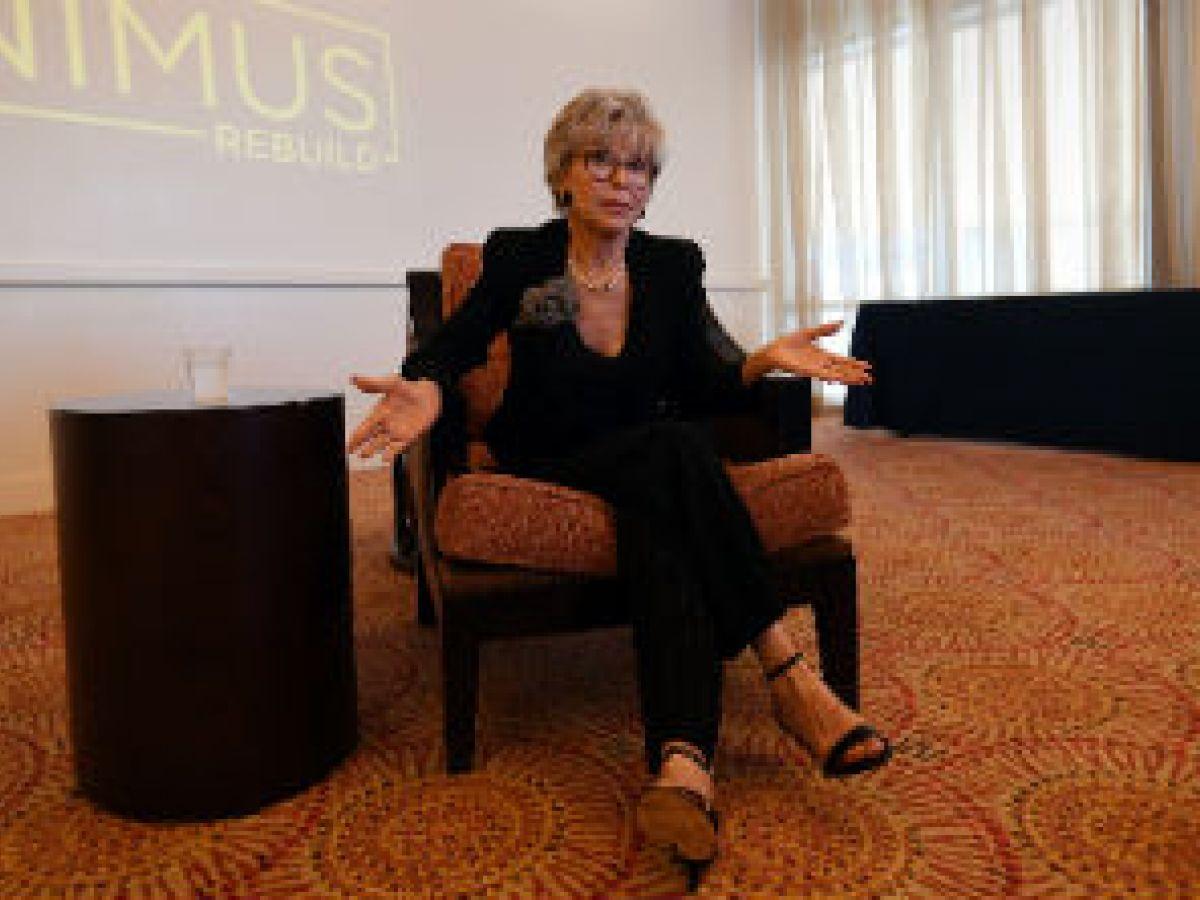 Rita Moreno arremete contra el presidente Donald Trump