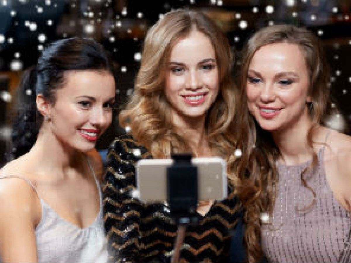 """Una buena luz y el maquillaje correcto la combinación ideal para lograr buenos """"selfies"""""""