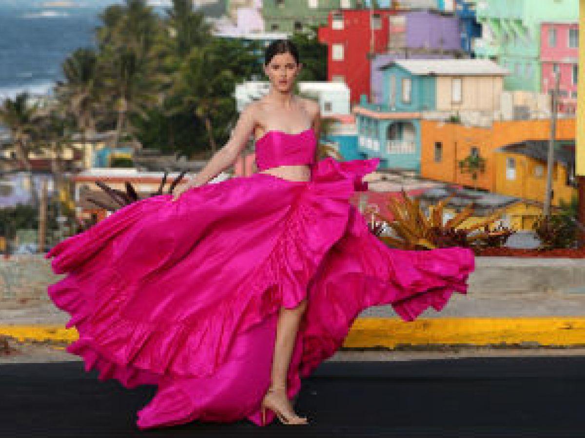Stella Nolasco se apodera de La Perla con su desfile de moda
