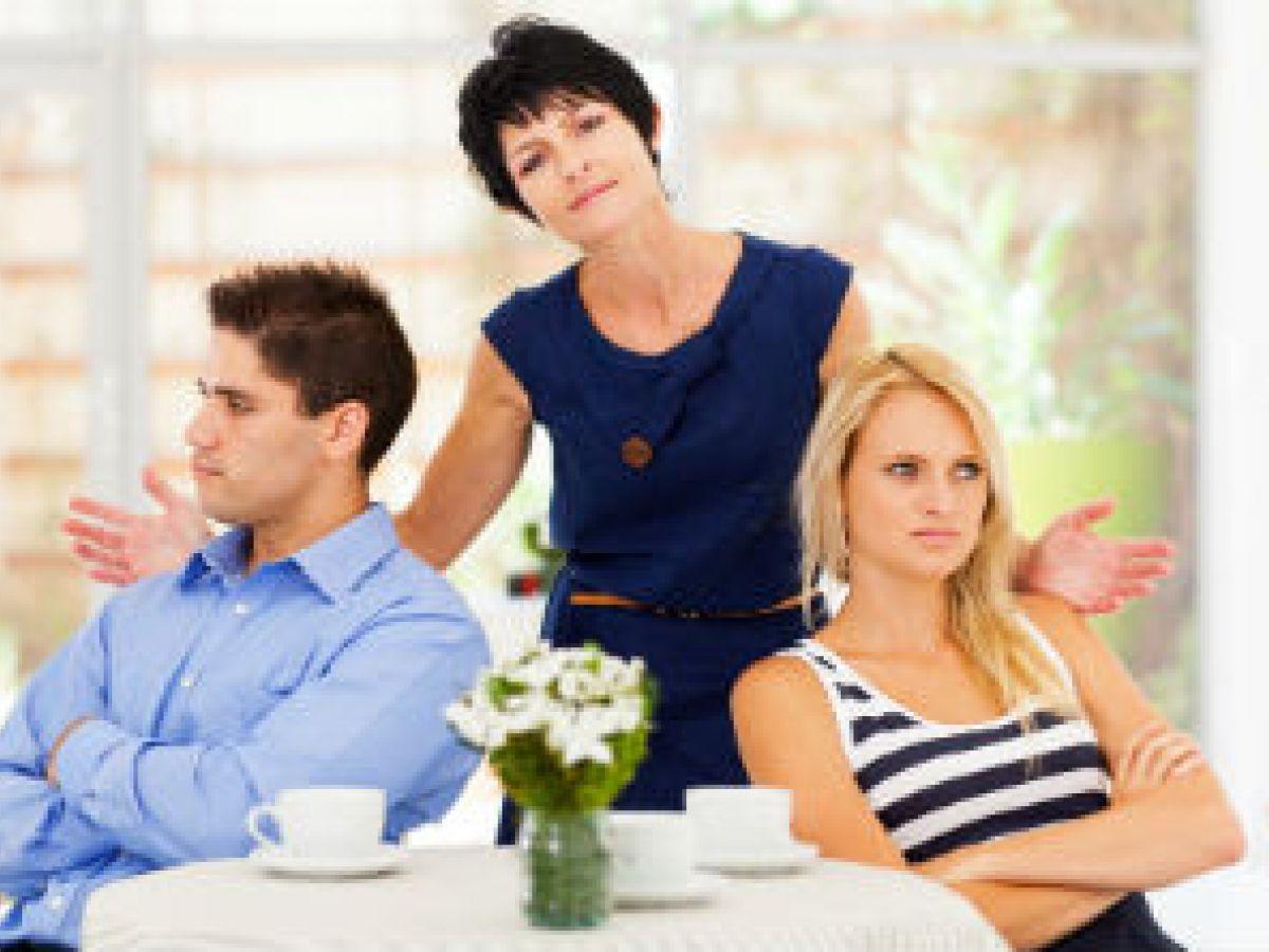 Estos consejos te pueden ayudar a ser buena suegra