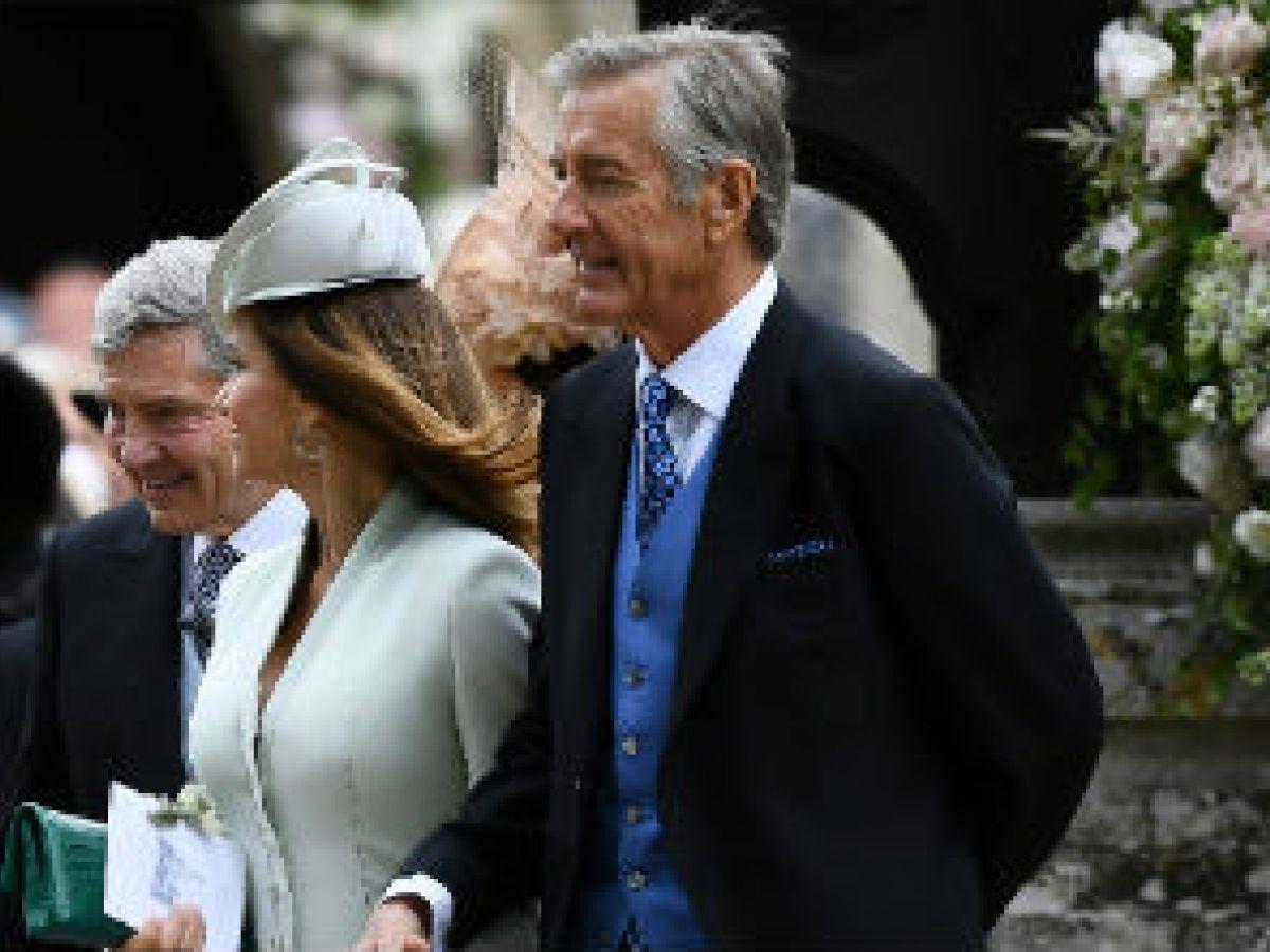Acusan al suegro de Pippa Middleton de supuesto ataque sexual