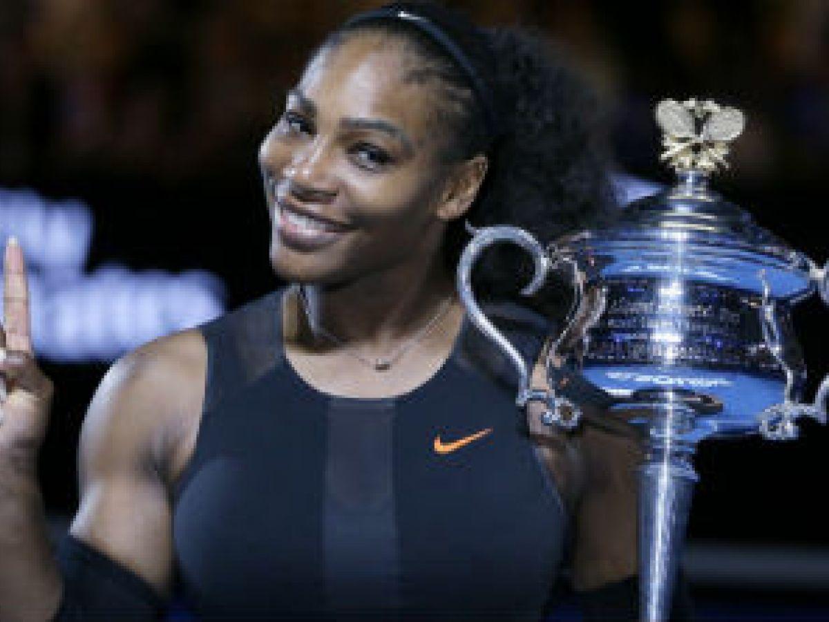 Serena Williams inspira la nueva colección de Virgil Abloh para Nike