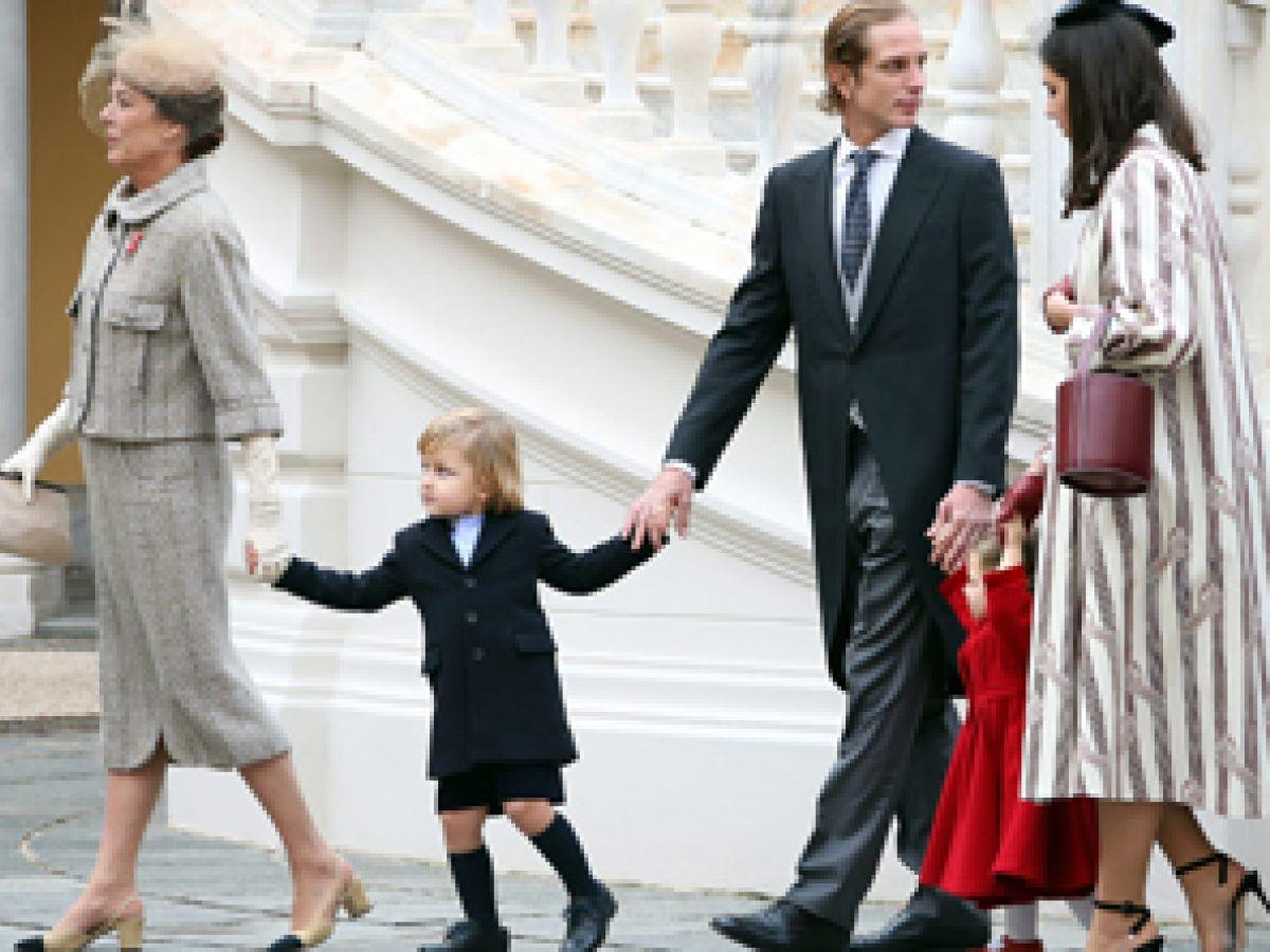 Otro bebé real: nació el tercer hijo de Andrea Casiraghi