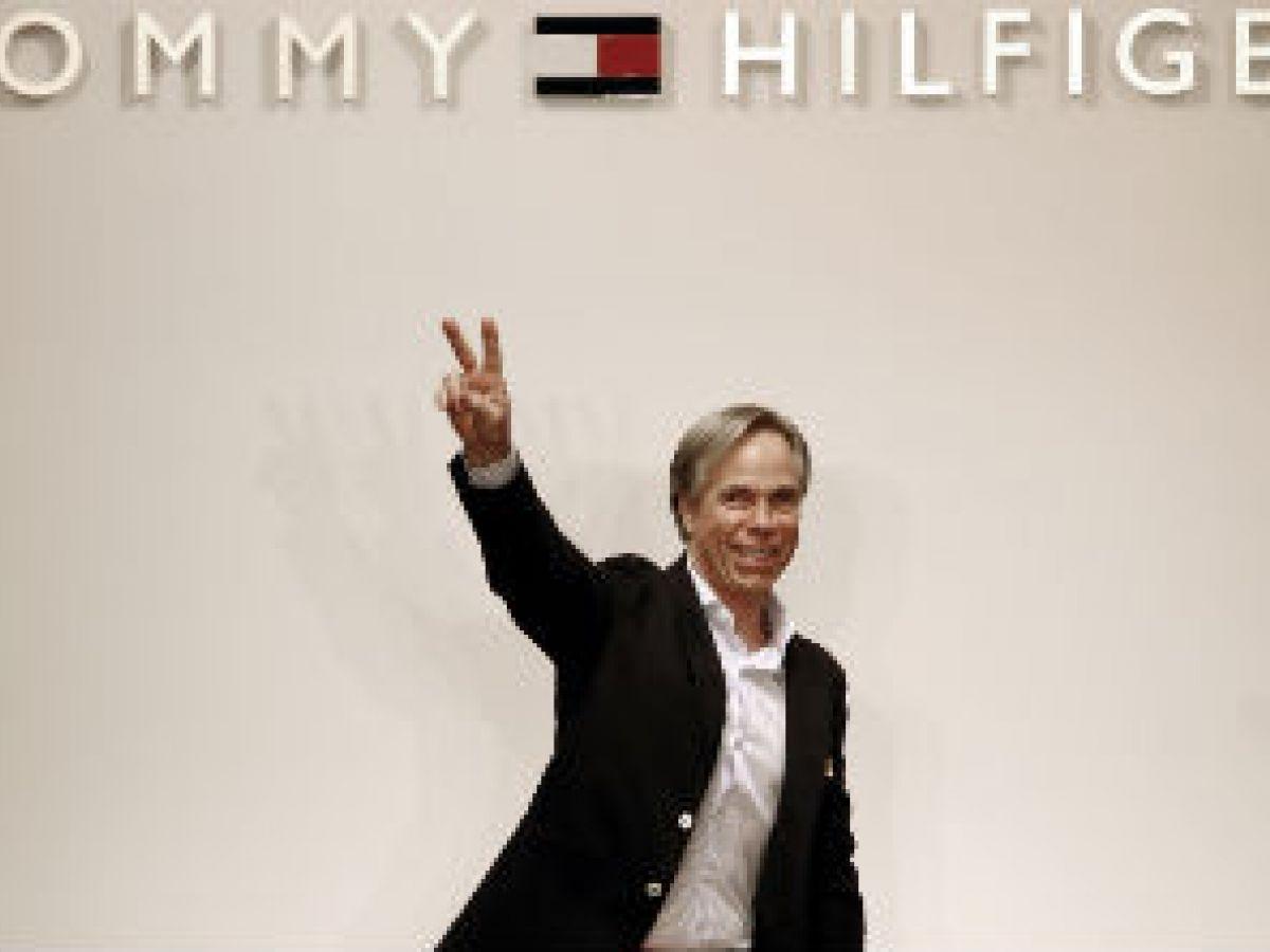 Hacer ropa en EE.UU. es un sueño imposible, asegura Tommy Hilfiger