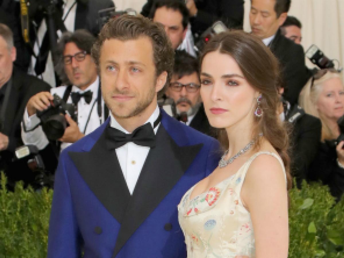"""Se casan los """"herederos de Vogue"""""""