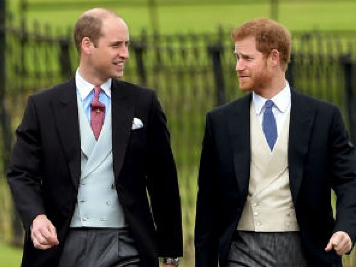 William y Harry mantienen una estrecha relación