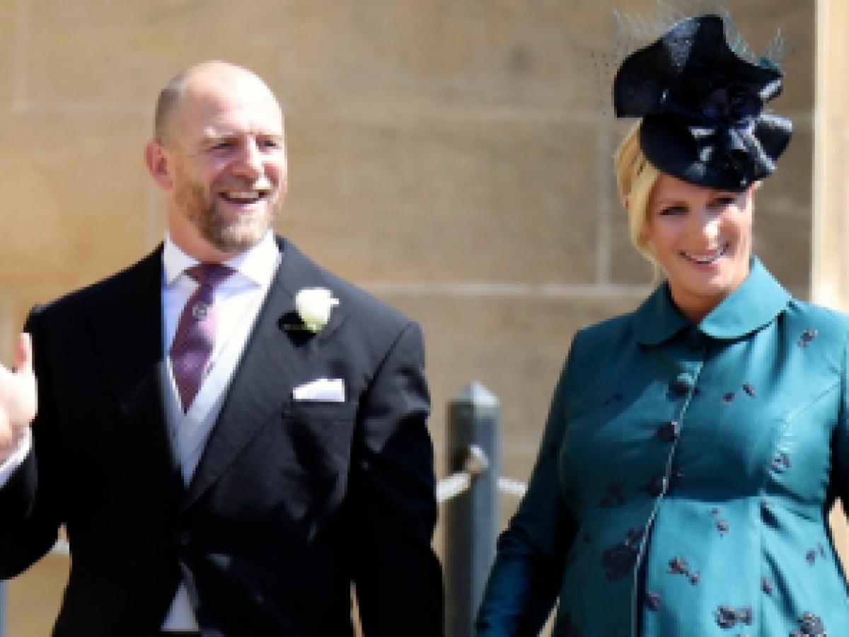 Nace una nueva bisnieta de la reina Elizabeth II